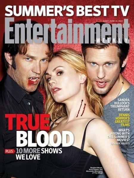 «True Blood»: des scènes de sexe faciles à tourner